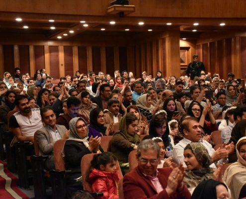 میهمانان عزیز کنسرت چاووش