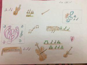 مسابقه نقاشی - محدثه کاردانی