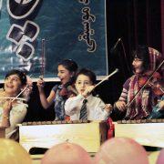مراحل تحول موسیقی در کودکان