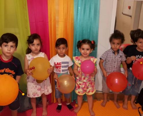 موسیقی کودک آموزشگاه چاووش