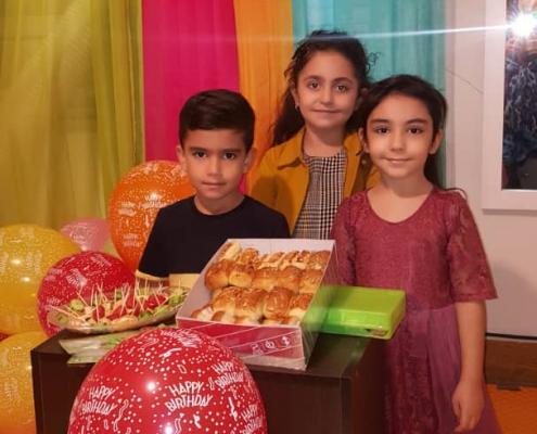 جشن روز کودک در آموزشگاه موسیقی چاووش