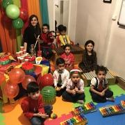 جشن شب یلدا _ آموزشگاه موسیقی چاووش
